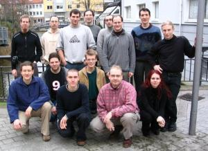 Foto KDE PIM Meeting